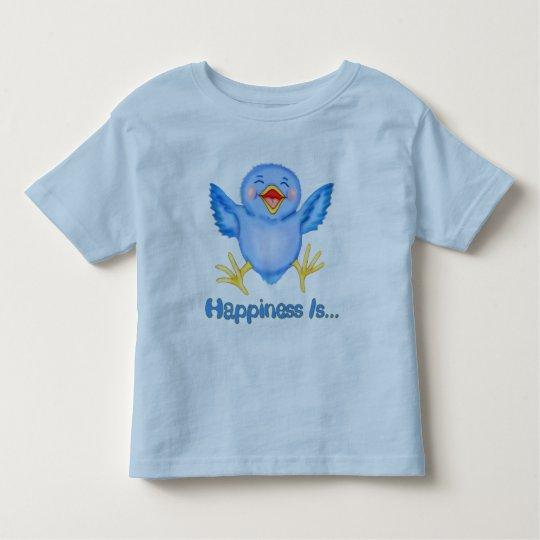 Bluebird of Happiness Toddler T-shirt