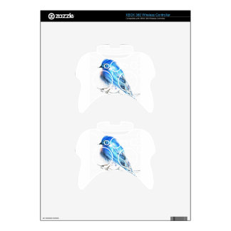 Bluebird of happiness xbox 360 controller skins