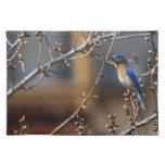 Bluebird Placemat de la jerarquización Mantel