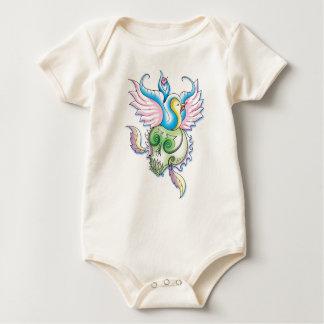 Bluebird Rise Baby Bodysuit