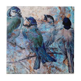 BLUEBIRD SOCIAL.jpg Ceramic Tile