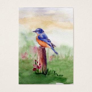 Bluebird Song ArtCard Business Card