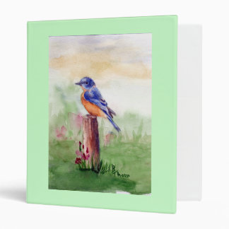 Bluebird Song Binder
