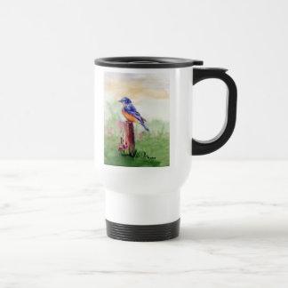 Bluebird Song Coffee Mug