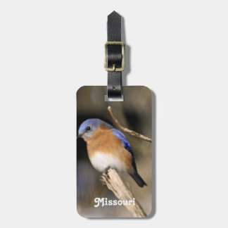 Bluebird Tags For Luggage