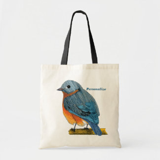 Bluebird to Take with You Tote Bag