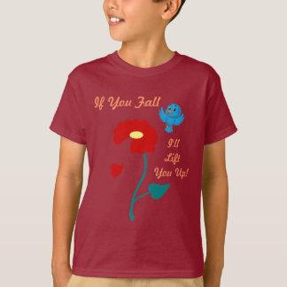 Bluebird Valentine T-Shirt