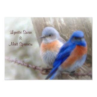 Bluebird Wedding Invitations