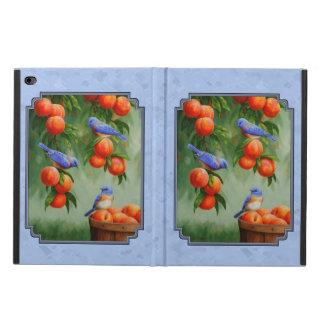 Bluebirds and Peaches Blue Powis iPad Air 2 Case