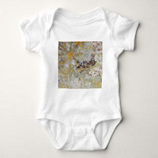 Bluebirds en la colección del regalo del arte de body para bebé