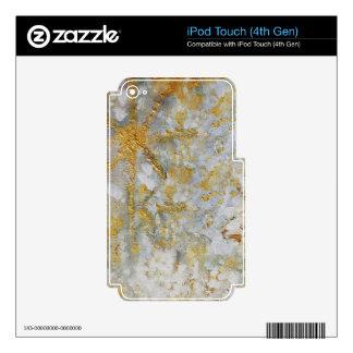 Bluebirds in the Snow Designer Art iPod Touch Skin