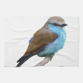 Bluebirds Hand Towel