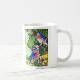 Bluebirds Mugs