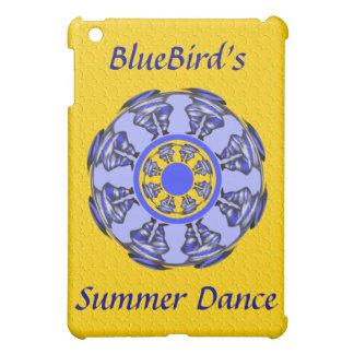 BlueBird's Summer Dance Case For The iPad Mini