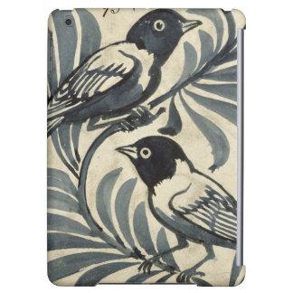 Bluebirds (w/c en el papel)