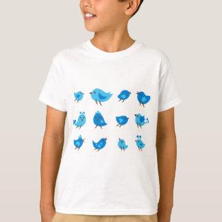 BlueBirdsAll T-Shirt