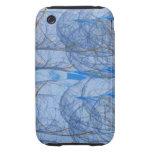 blueblue tough iPhone 3 protectores