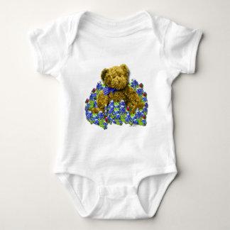 Bluebonnet Bear Infant  / Creeper