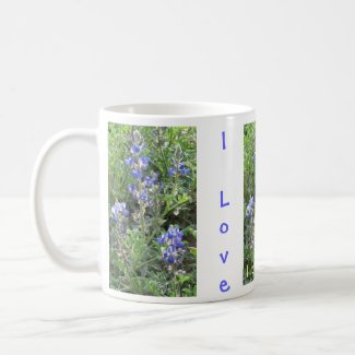 Bluebonnet Coffee Mug mug