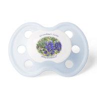 Bluebonnet, Grandma's Little Bluebonnet Pacifier