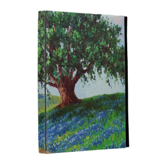 Bluebonnet Road iPad Folio Cases