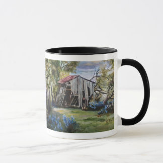 Bluebonnet Shack Mug