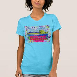 bluebonnet wildflowers forever T-Shirt