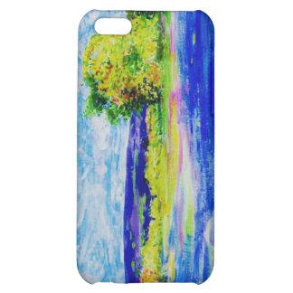 bluebonnet wildflowers iPhone 5C case