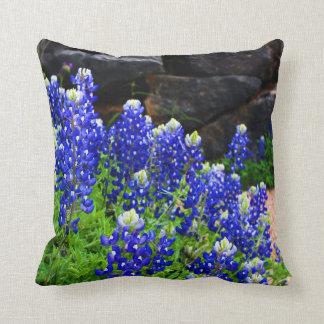 Bluebonnets No2 Pillow