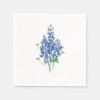 Bluebonnets Paper Napkin