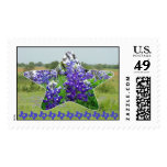 Bluebonnets Postage Stamps