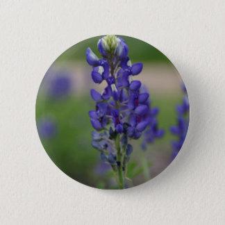 BlueBonnett Pinback Button