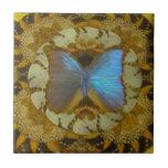 BlueButterfly Azulejo
