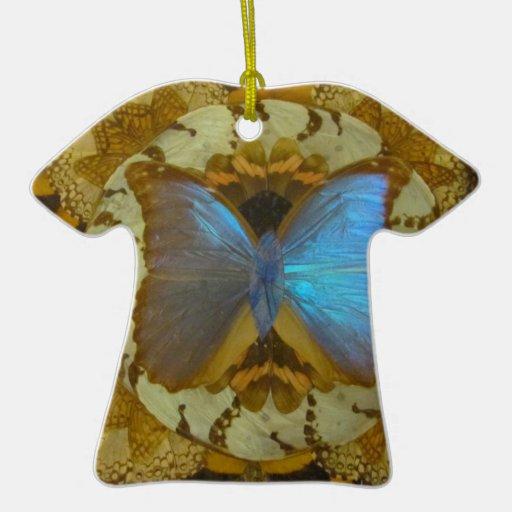 BlueButterfly Ornatos