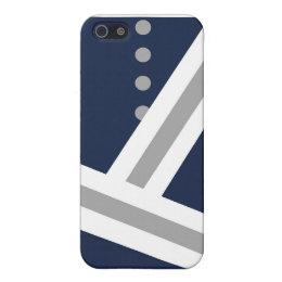Bluecoats Uniform Case For iPhone SE/5/5s