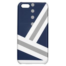 Bluecoats Uniform Cover For iPhone 5C