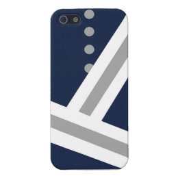 Bluecoats Uniform Cover For iPhone SE/5/5s
