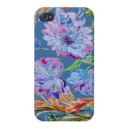 BlueDahlia IPhone4 Cover For iPhone 4