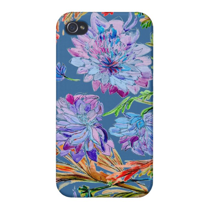 BlueDahlia IPhone4 iPhone 4/4S Cover