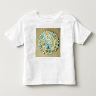 Bluedash' Delftware charger, Lambeth pottery Toddler T-shirt