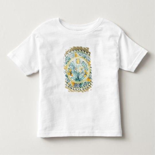 Bluedash' Delftware charger, Lambeth pottery Toddler T-shirt