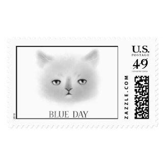 BlueDay Stamp