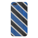 BlueDevilSnake iPhone 5 Carcasas