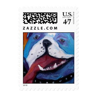 bluedog USPS Stamps