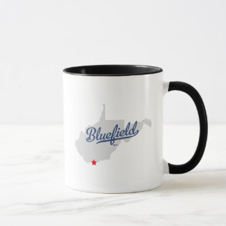 Bluefield West Virginia WV Shirt Mug