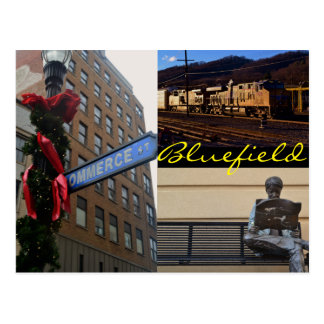 Bluefield (WV) Postcard