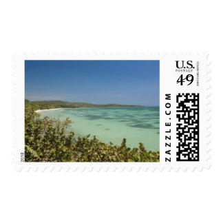 Bluefields, costa del sudoeste de Jamaica Sello