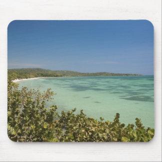 Bluefields, Jamaica Southwest Coast Mouse Pad