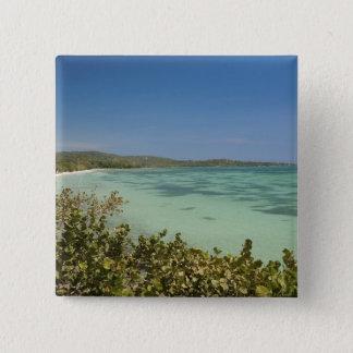 Bluefields, Jamaica Southwest Coast Pinback Button