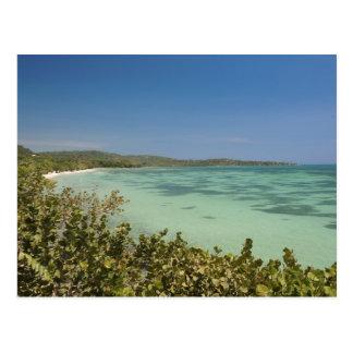 Bluefields, Jamaica Southwest Coast Postcard